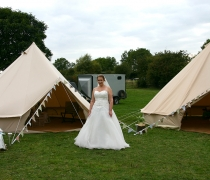 Bell Brides at Bridge House Barn