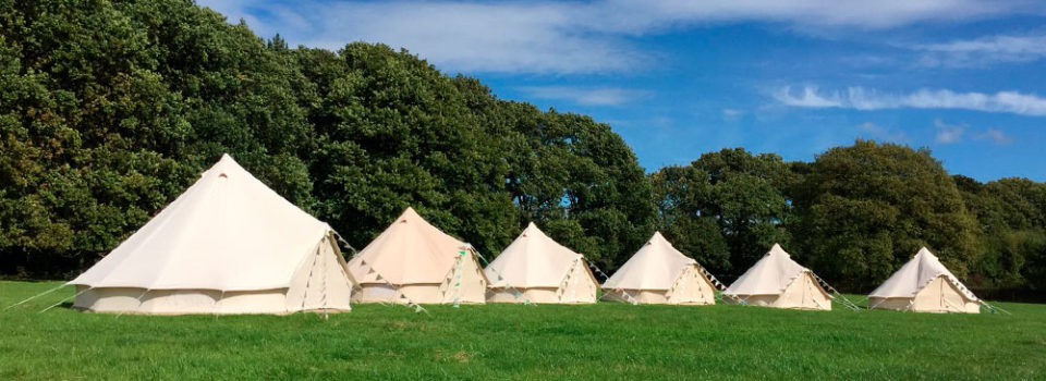 Hire Bell Tents Summer Outdoor Event